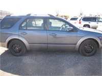 2005 FORD FREESTYLE SEL 216560 KMS