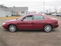 2007 BUICK ALLURE CX 177078 KMS