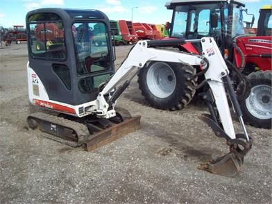 BOBCAT 323 For Sale - 10 Listings | MachineryTrader com