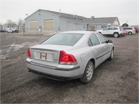 2002 VOLVO S60 328352 KMS
