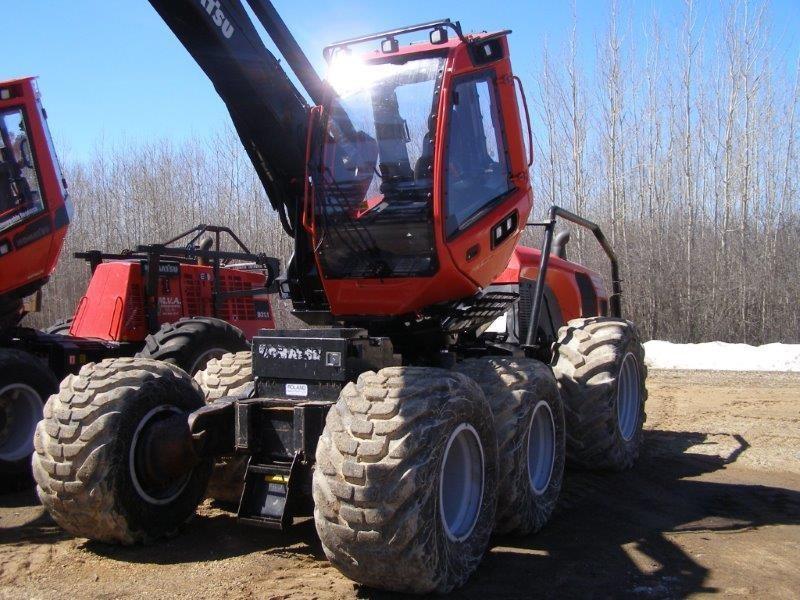 Harverster / Processors Logging Equipment for Sale