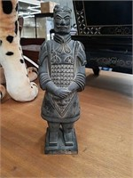 Terracotta Chinese warrior