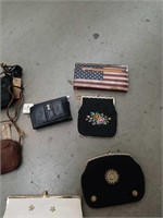 Miscellaneous women wallets and coin purses
