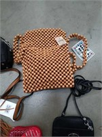 Miscellaneous small purses and bags