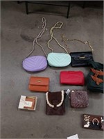Womens wallets and small purses