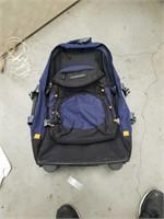 High Sierra travel backpack