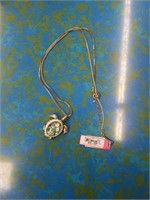 Betsey Johnson designer necklace