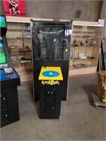 Hyper bowl video arcade game