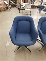 Pair of Knoll chairs/New York