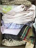 Box of clothes/sheet