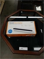Mobile scanner plus digital filing system neat