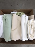 Box of linen