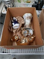 Box of Bavaria pieces