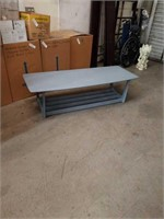 Shabby chic mid century style  Coffee table