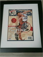 Kevin Love autograph signed