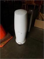Diaper dispenser /disposal