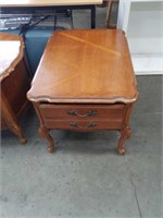 Provincial commode