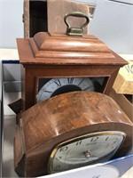 Box of clocks