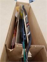 Box of crossbow