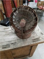 Old General Electric heater in working order