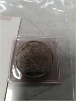 1920's medal coin