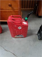 Metal Briggs and Stratton gas tank
