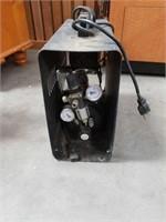 Power jet air compressor