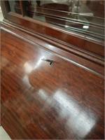 Antique drop  Frony secretary desk