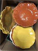 Box of plates