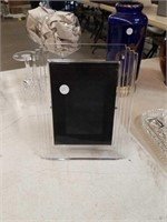 Waterford crystal picture frame