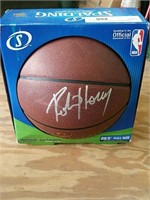Robert Horry Los Angeles Lakers autograph