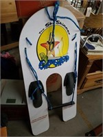 The skiskimmer by Nash Wakeboard
