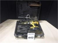 "DeWalt 18V XRP Drill - 1/2"""