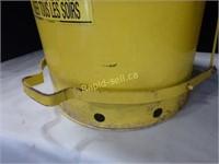 Oil Rag Container