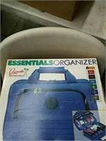 Essentials organizer