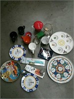 Miscellaneas plates and cups