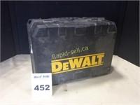 DeWalt Circular Saw Case