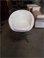 Mod white  chair