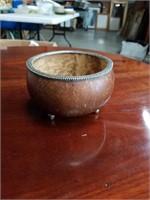 Signed sterling coconut