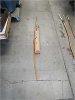 Bundle of bow and arrows