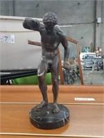 Bronze Roman sculpture