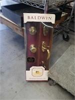 Premium entrance set by Baldwin