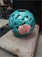 Fifties Asia  Floral vase
