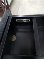 Modern desk made by Crate & Barrel