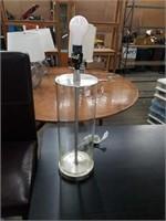 Glass modern  Lamp