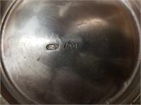 Pr. Of silver salt holders