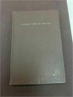 1924 signed first edition book