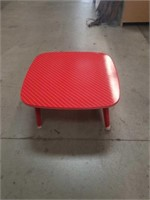 Red Chow Japanese folding table