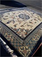12 by 15 Chinese handmade rug