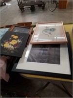 4 - pieces of art one lot